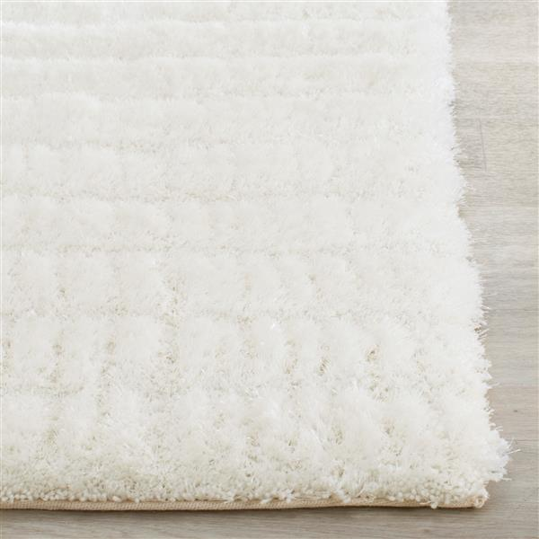 Safavieh 3D Abstract Rug - 2.5' x 4' - Polypropylene - Off-white