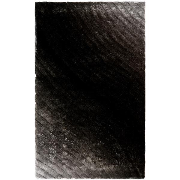 Safavieh 3D Abstract Rug - 3.5' x 5.5' - Polypropylene - Silver