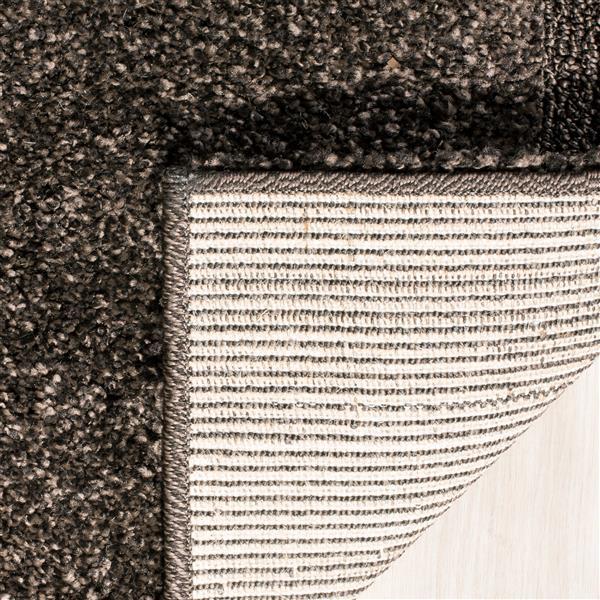 Safavieh Florida Stripe Rug - 3.3' x 5.3' - Polypropylene - Brown