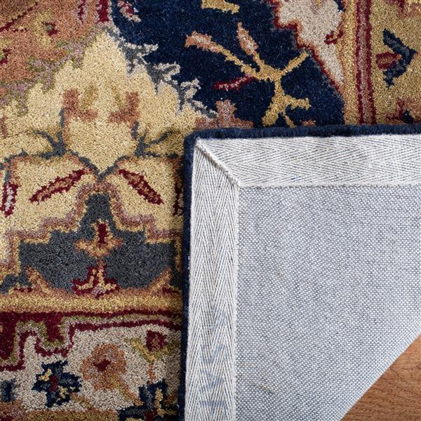 Safavieh Heritage Rug - 8' x 8' - Wool - Multicolour