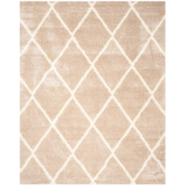Safavieh Montreal Rug - 8' x 10' - Synthetic - Beige/Ivory