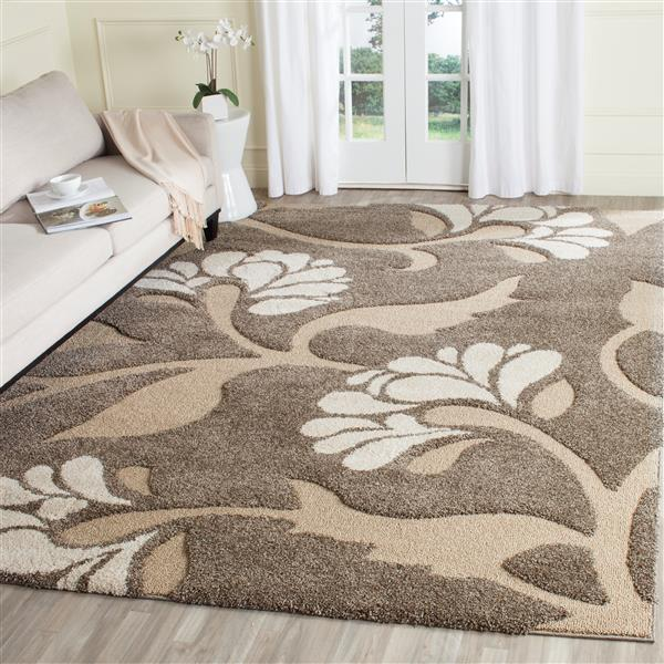 Safavieh Florida Rug - 8' x 10' - Synthetic - Beige