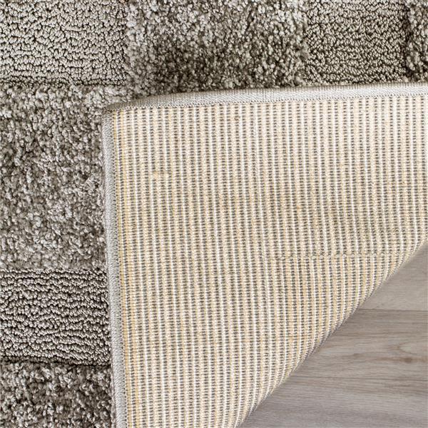 Safavieh Florida Rug - 8' x 10' - Synthetic - Gray