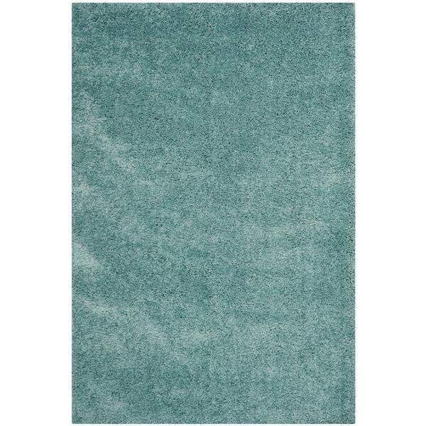 Safavieh Florida Rug - 8' x 10' - Polypropylene - Light Blue