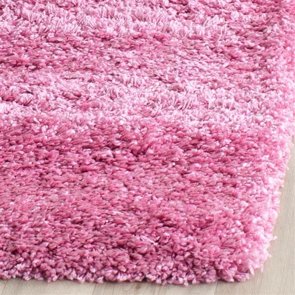 Safavieh Florida Rug - 8' x 10' - Polypropylene - Pink
