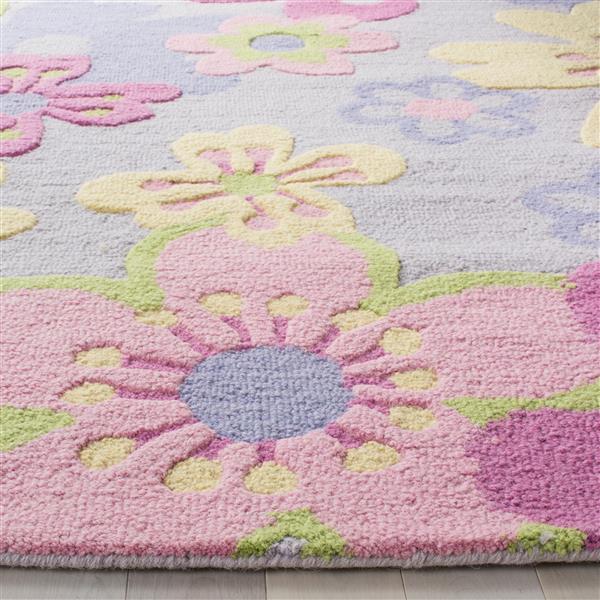Safavieh Kids Rug - 9' x 12' - Wool - Multicolour