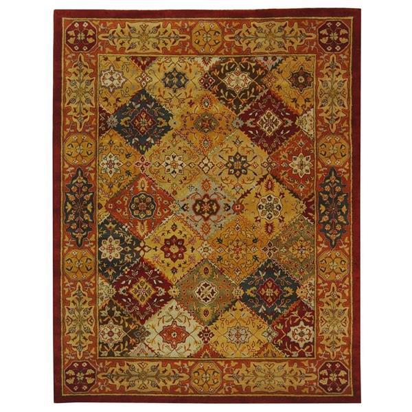 Safavieh Heritage Rug - 11' x 15' - Wool - Multicolour