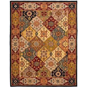 Heritage Rug - 12' x 18' - Wool - Multicolour