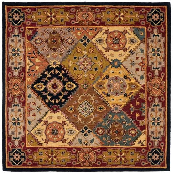 Safavieh Heritage Rug - 4' x 4' - Wool - Multicolour