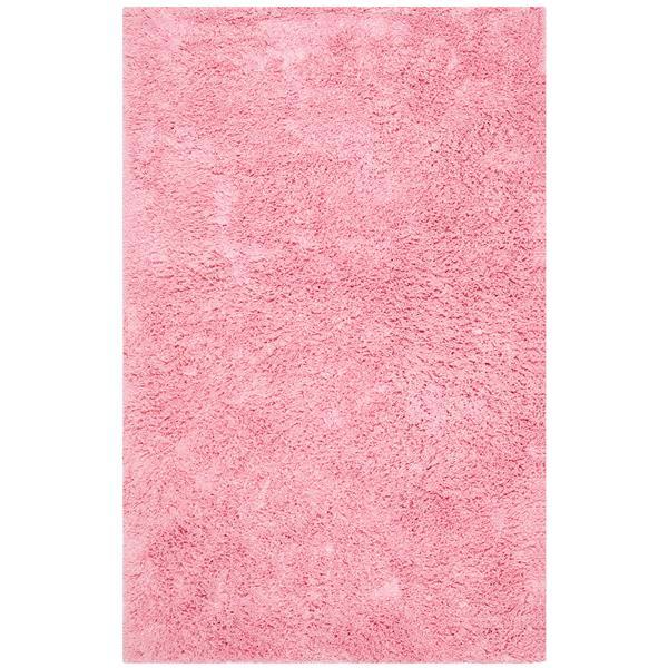 Safavieh Shag Rug - 8.5' x 11.5' - Polyester - Pink
