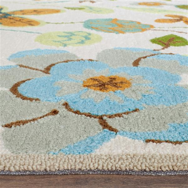 Safavieh Four Seasons Rug - 2.3' x 6' - Polyester - Multicolour