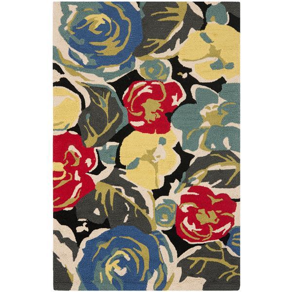 Safavieh Four Seasons Rug - 2.5' x 4' - Polyester - Multicolour