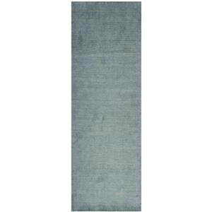 Himalaya Rug - 2.3' x 8' - Wool - Blue