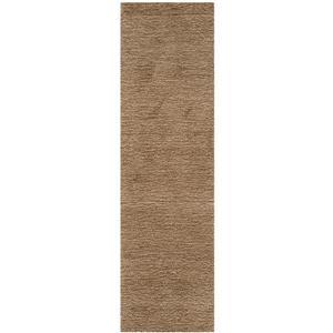 Himalaya Rug - 2.3' x 8' - Wool - Brown