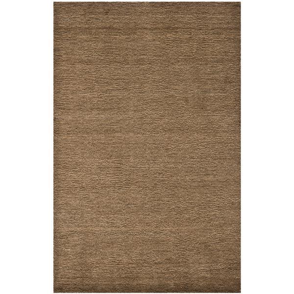 Himalaya Rug - 3' x 5' - Wool - Brown