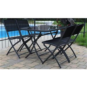 Ventura Outdoor Dining Set - 5 pcs