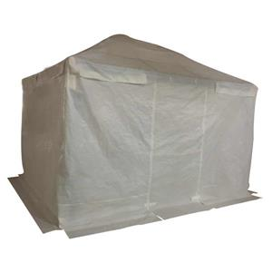 Corriveau Winter cover for gazebo - 10-ft x 10-ft