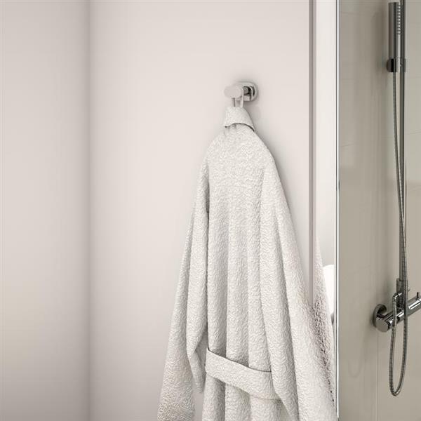 Ancona Aria 4-piece Bathroom Accessory Set - Chrome