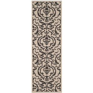 Courtyard Damask Rug - 2' 3