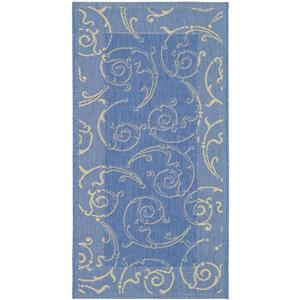 Courtyard Floral Rug - 2' 7