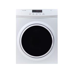 Compact Electric Dryer - Blanc - 110V - 3.5 sq.ft.