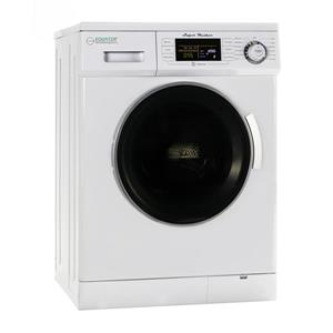 Equator Front Load Washer - White - 24-in - 1.57 cu.ft.