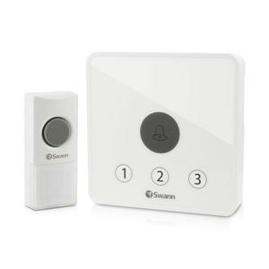 Swann Doorbell Kit - White