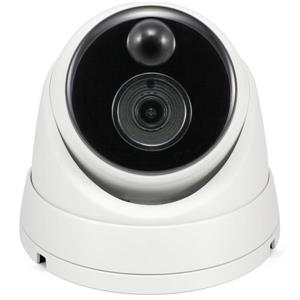 Swann 5MP True Detect Dome Security Camera - White