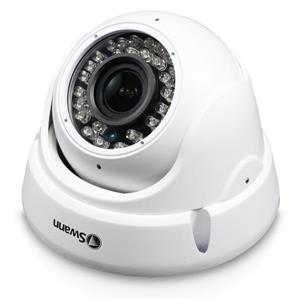 Swann AF Dome 1080p Tribrid Security Camera - White