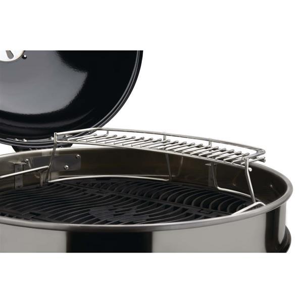 Grille de réchaud pour grils au charbon de bois circulaires