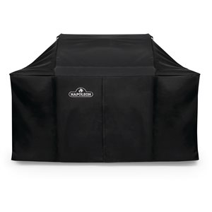 Naoleon 605 Charcoal Professional Grill Cover - Black