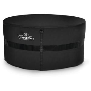 Napoleon Outdoor fire Round Cover for Kensington - Black