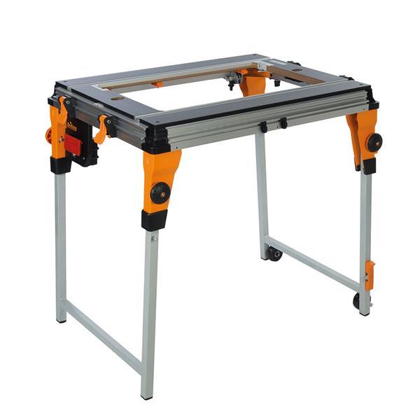 """Système Triton « Workcenter », 41,25"""", acier, orange/noir"""