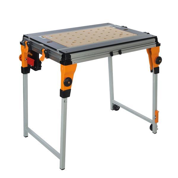 Triton Tools Workcenter System - 41.25-in - Steel - Orange/Black