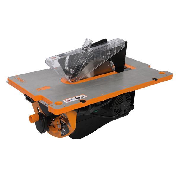 """Module de scie contracteur Triton, 26"""" x 16,5"""", orange/noir"""