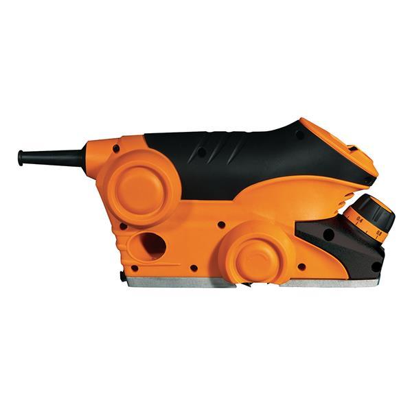 Raboteuse compact Triton, 450W, noir/orange
