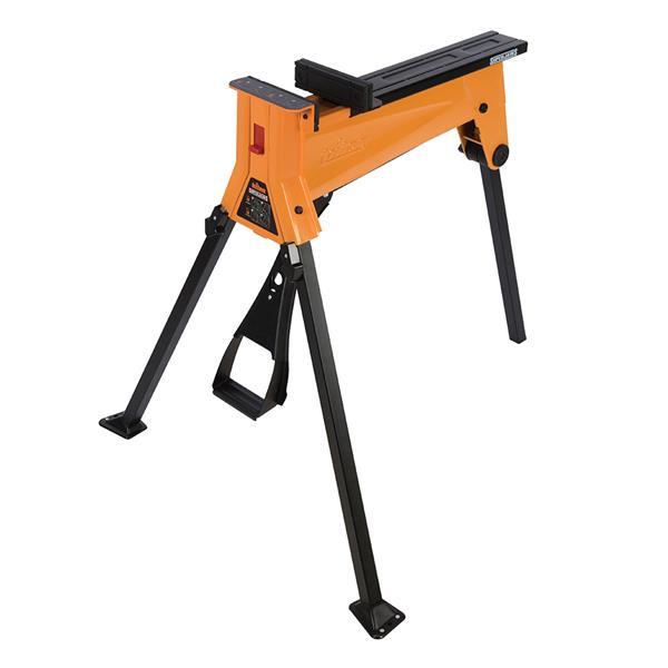"""Étau portatif « Superjaws » Triton, 37,5"""", acier, orange"""