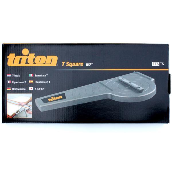 Triton Tools T-Square Guide - White