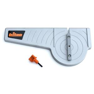 Triton T-Square Guide - White