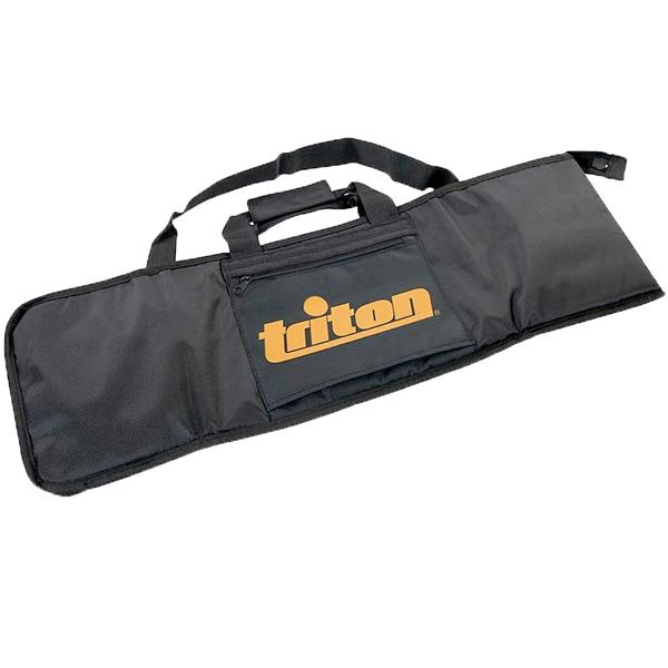 Triton Tools Canvas Bag for 700 mm Track - 27.5-in - Black