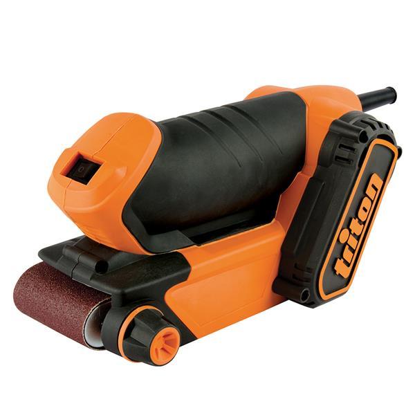 Triton Tools Palm Belt Sander - 2-in x 15.5-in - 450 W
