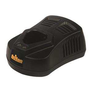 Triton Tools Fast Charger for T12 Series - 12 V - Black