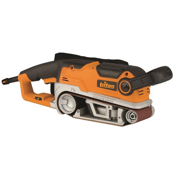Triton Tools Belt Sander - 3-in x 21-in - 1200 W