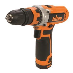 Triton Tools Drill-Driver Kit - 3/8-in - 12 V