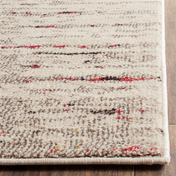 Safavieh Monaco Decorative Rug - 4' x 5.6' - Ivory/Pink
