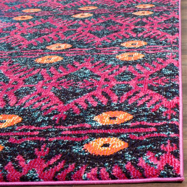 Safavieh Monaco Decorative Rug - 2.2' x 6' - Pink/Multi