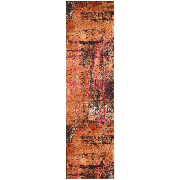 Safavieh Monaco Decorative Rug - 2.2' x 8' - Multi