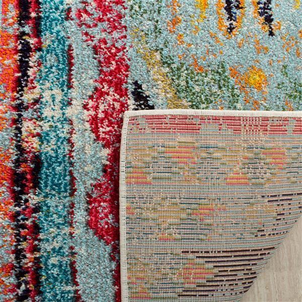 Safavieh Monaco Decorative Rug - 5' x 5' - Multi
