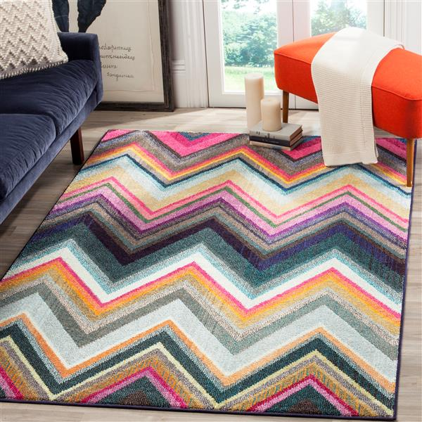 Safavieh Monaco Decorative Rug - 3' x 5' - Multi