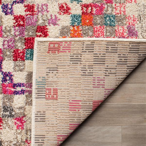 Safavieh Monaco Decorative Rug - 2.2' x 6' - Grey/Multi